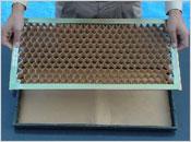 Paper Pot System Spreader Frame